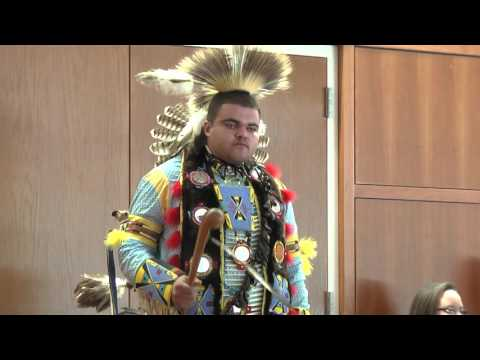 American Indian Experience - Appalachian Mid Year Energy Summit 2016 - UNC Pembroke