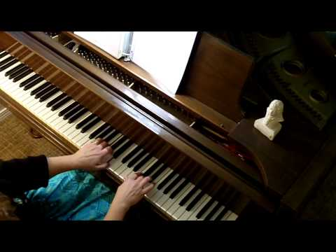 The Lonely Ballerina - After the Storm - Piano Music