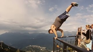 Parkour and Freerunning 2016 - Advanced Motion