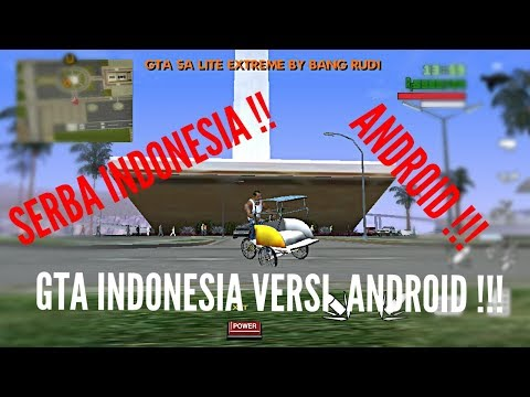 Cara Download GTA EXTREME  INDONESIA ANDROID  [LITE]                              100% Work