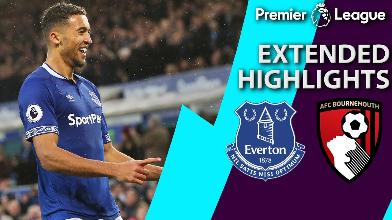Everton v. Bournemouth | PREMIER LEAGUE EXTENDED HIGHLIGHTS | 1/13/19 | NBC Sports