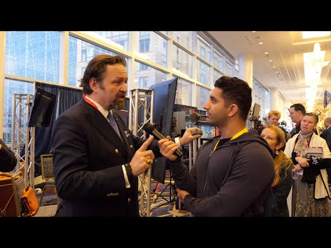 Interviewing People At CPAC 2020