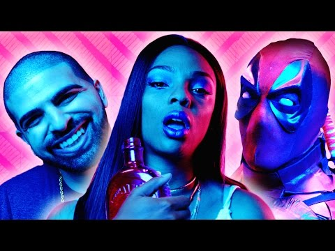 "Rihanna ft. Drake - ""Work"" PARODY"