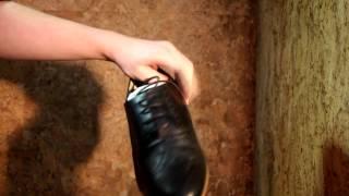 Посылка из Англии: Кожаные туфли за £20 с asos.com(Туфли: http://goo.gl/VEE2jL., 2014-07-25T16:57:19.000Z)