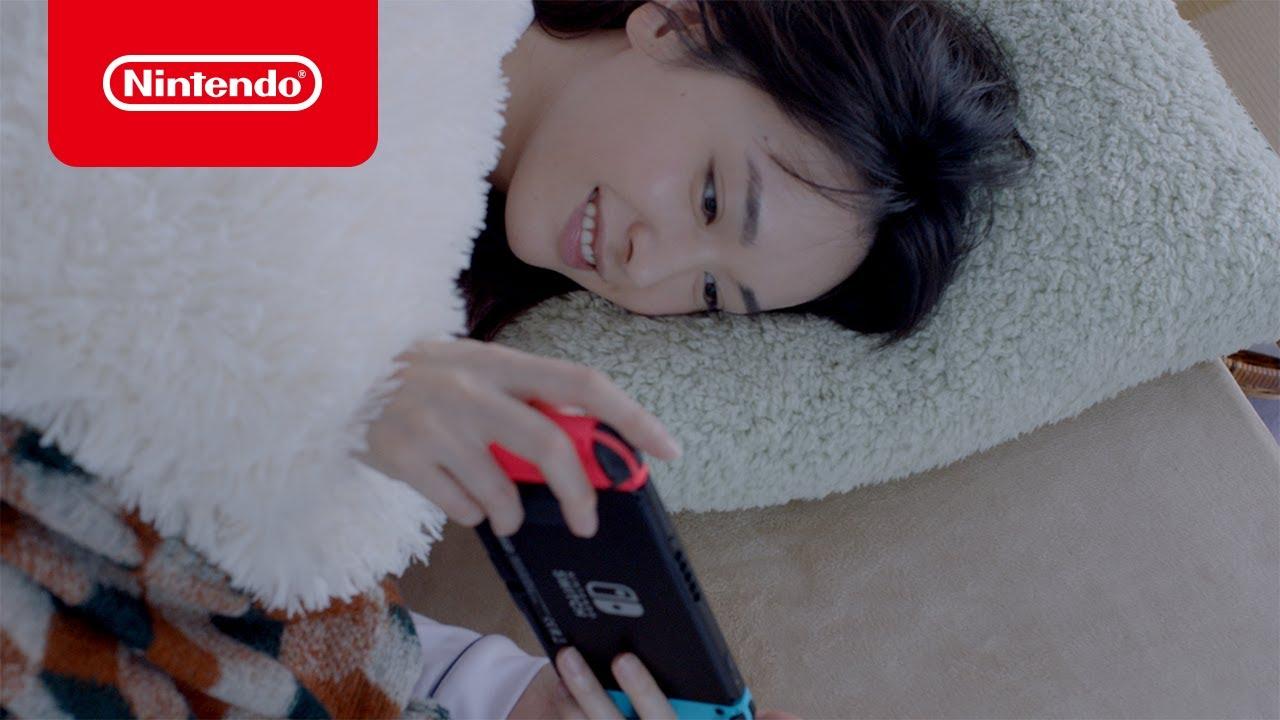Download Nintendo Switch 2020冬 TVCM