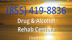 Christian Drug and Alcohol Treatment Centers Lloyd FL (855) 419-8836 Alcohol Recovery Rehab