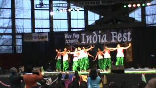 India My Soul Patriotic Dance