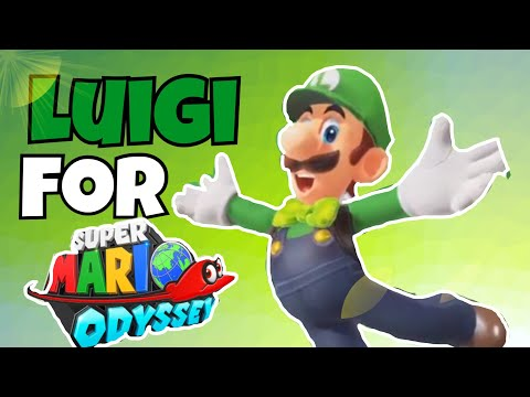Download Youtube: My Thought On Luigi's Balloon World For Super Mario Odyssey!
