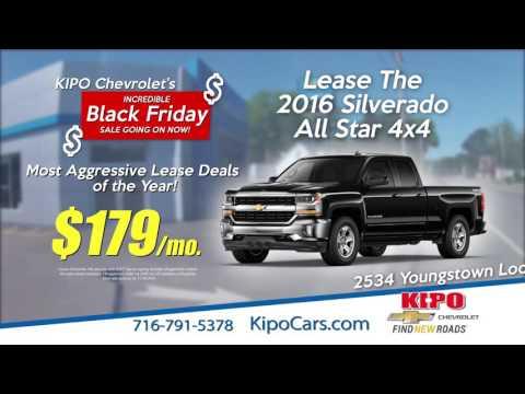 Kipo Chevy Black Friday Nov 2016 15