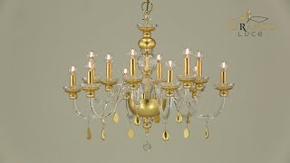 Juliana Collection Crystal Chandeliers Video