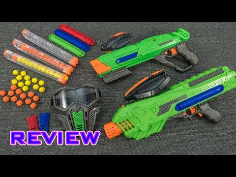 [REVIEW] Dart Zone Tactical Strike Accelerator & Titanium | Group Review!
