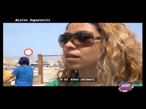 Lampedusa Arrivo Superstiti