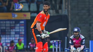 Shivam Dube roars for the Lions with 5 sixes in an over