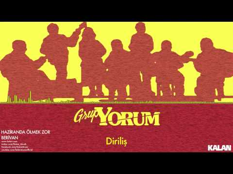 Grup Yorum - Diriliş - [ Haziranda Ölmek Zor - Berivan © 1988 Kalan Müzik ]