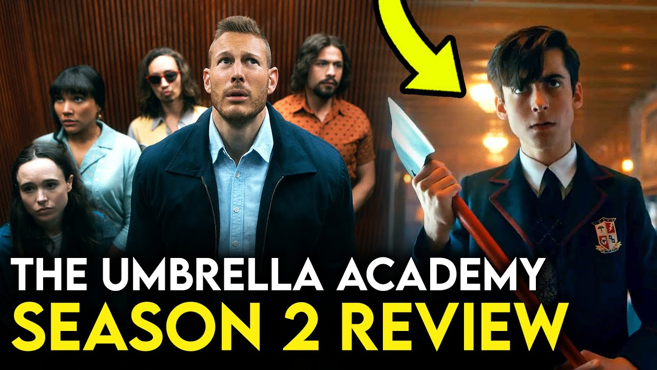 'The Umbrella Academy' Review: Season 2 Almost Finds a ...