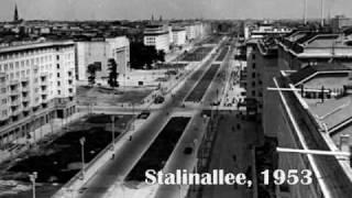 Ostberlin XXVI - Stalinallee