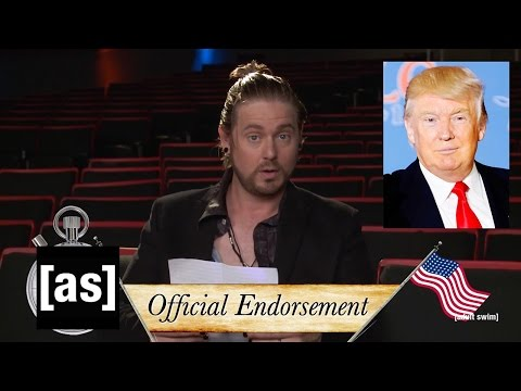 Official Endorsement | On Cinema | Adult Swim