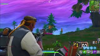 Get a score of 4 on different Clay pigeons shooters Fortnite season 6 week 8 challenge