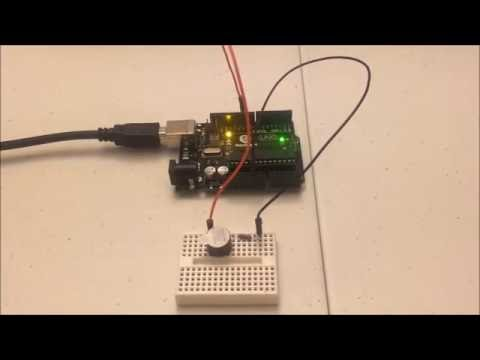 "Play ""Pirates of the Caribbean"" Theme Song on Arduino and Buzzer"