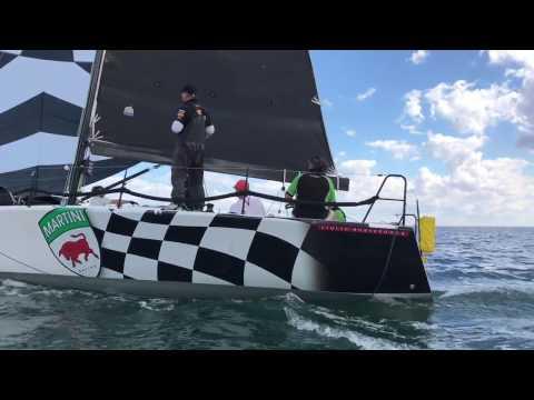 AC33 race boat for sale Australia