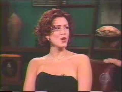 Joley Fisher - [Jul-1999] - interview (part 1)