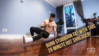 Week 5 - RAW & UNCUT Full Body Fat BURNING HIIT!