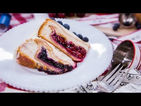 Home & Family - Jessie jane's Homemade Cherry Pie Cake