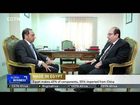 INTERVIEW: Egypt to launch it's first locally made smart phone