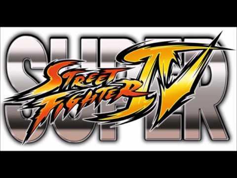 Super Street Fighter IV Trailer OST - Cody/Guy/Adon/T. Hawk/Dee Jay/Juri