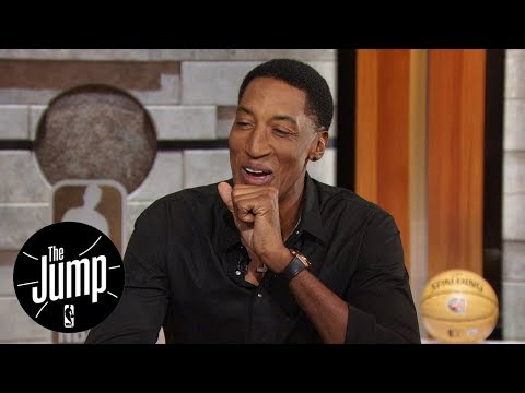 Scottie Pippen relives his most disrespectful dunk | The Jump | ESPN