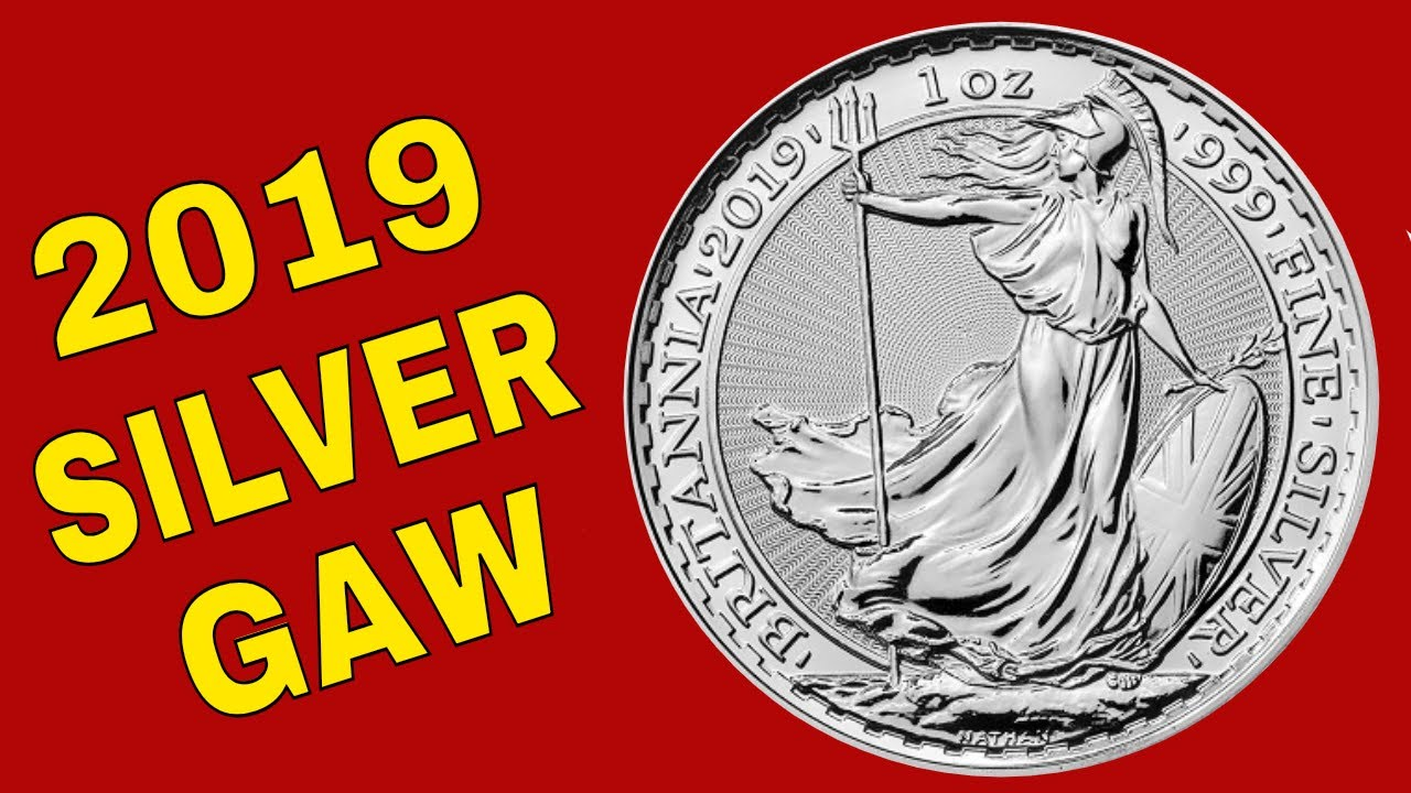 New Years Giveaway - 2019 Great Britain 1 oz Silver Britannia BU!