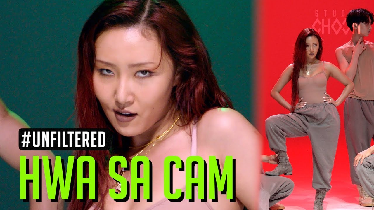 [UNFILTERED CAM] Hwa Sa(화사) 'Maria(마리아)' 4K | BE ORIGINAL