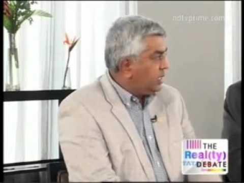 Jitu Virwani talks on the Bangalore property development sector