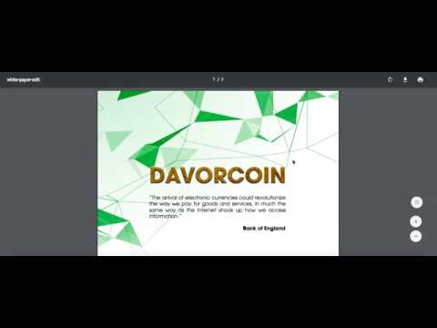 Davor is Bitconnect on Steroids