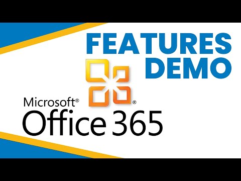 Office 365 Feature Demo Expertly Orchestrated by your Agile IT Partner