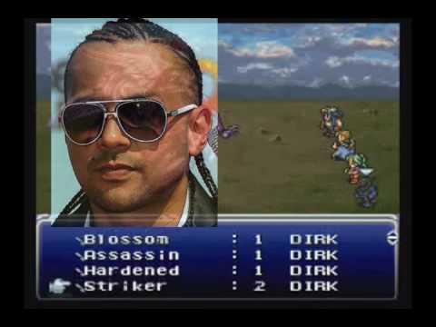 "Final Fantasy 6 VS. Sean Paul - ""Get Busy on the Veldt"" - VGM mashup by zircon"