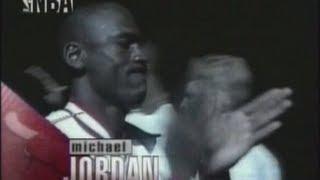 1996 NBA Finals Game 6 Starting Lineups
