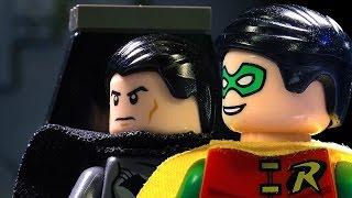 Lego Batman Retires (Pt. 1/4)