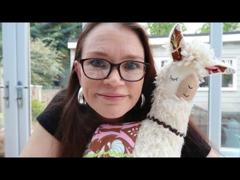 Sewing pattern review -  Gingercake Patterns Lulu Llama