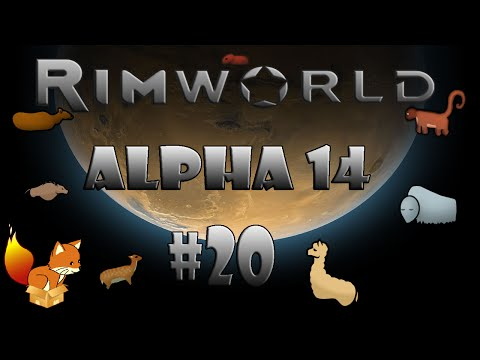 "RimWorld - Alpha 14/Steam Release/Gameplay - Tribe Ascension #20 ""Toxic Spring"""