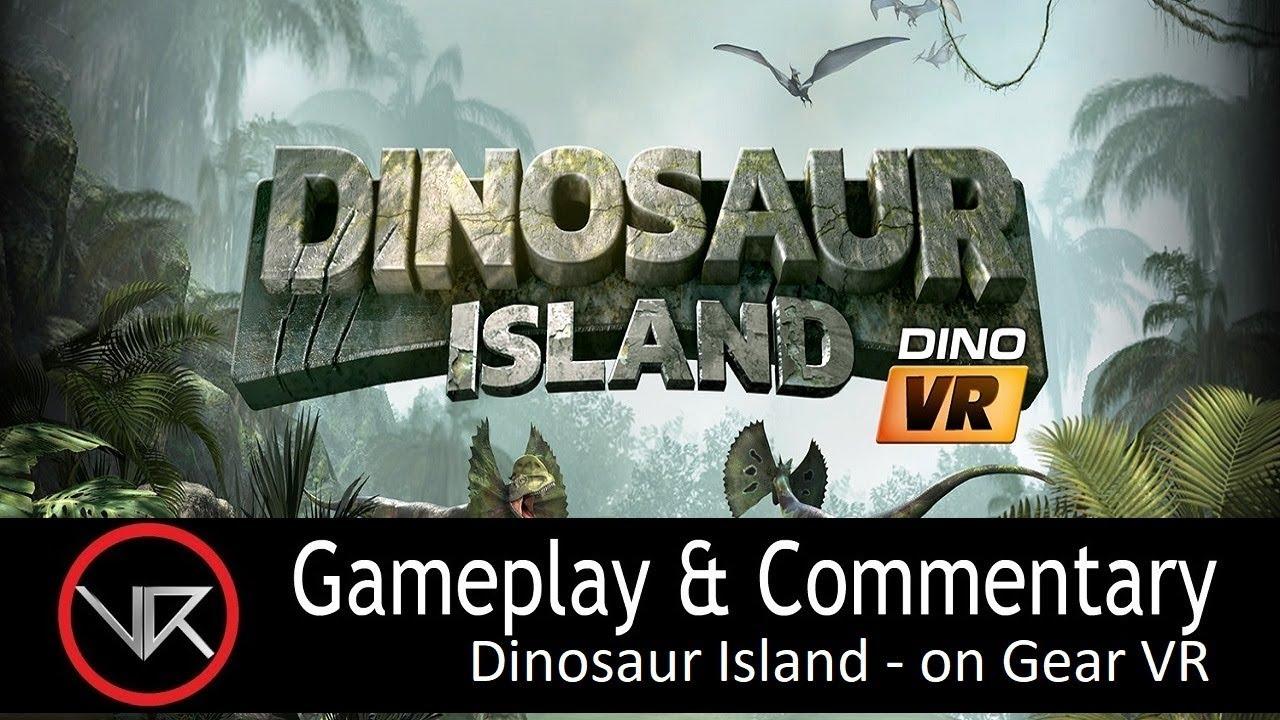 d1d2dcf5d325 The VR Shop - Dinosaur Island - Gear VR Gameplay - YouTube