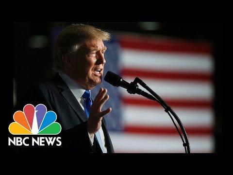 President Trump Rally in Arizona Full  NBC