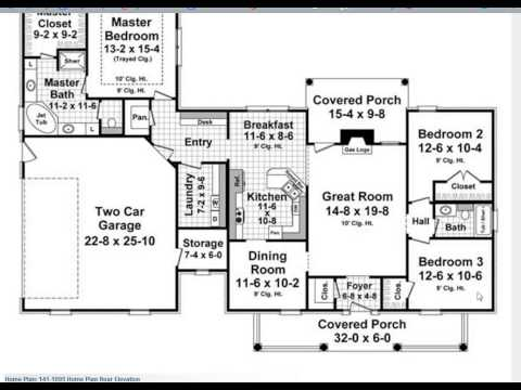 Top-Selling Country House Plan | The Plan Collection