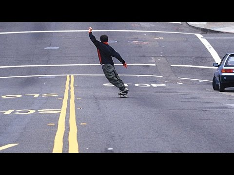 San Francisco Hills | TransWorld SKATEboarding