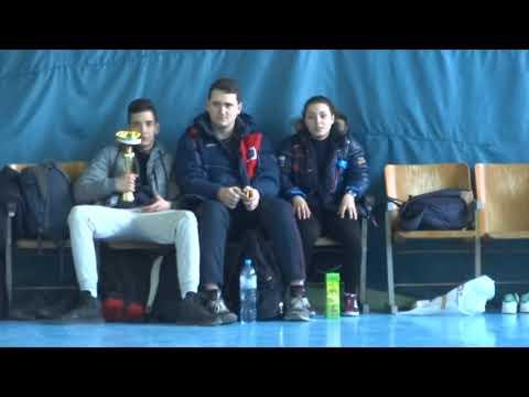 ЮСК - БК «Ялта» Десятый тур (17 02 2019) в дивизионе «Б» сезона-2018-2019