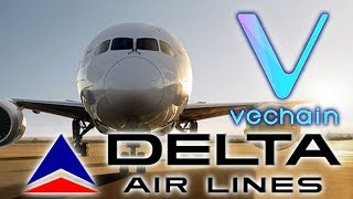 VeChain and Delta Airlines