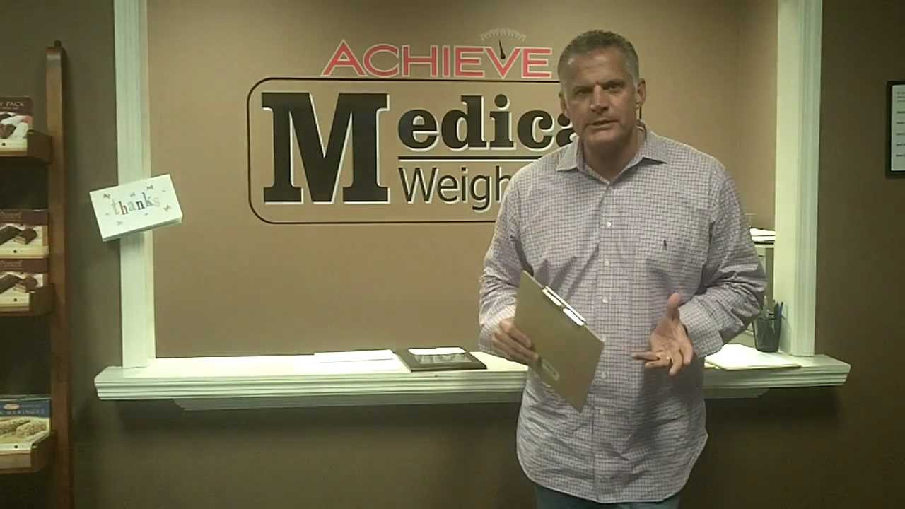 Achieve Medical Weight Loss Gm Of The Month Oct 2011 Mov Youtube