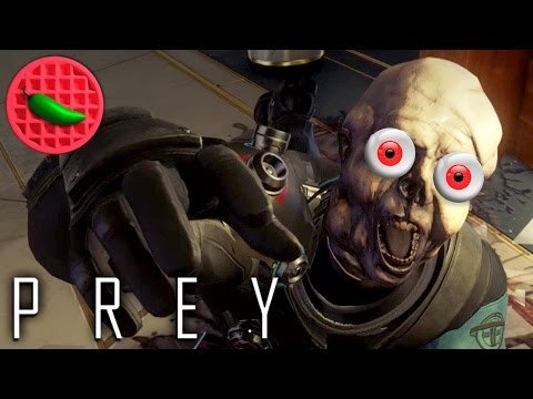 WE MIGHT BE IN SPACE! -- Let's Play Prey 2017 (Part #2) (Steam PC 1080p60 Max Settings)