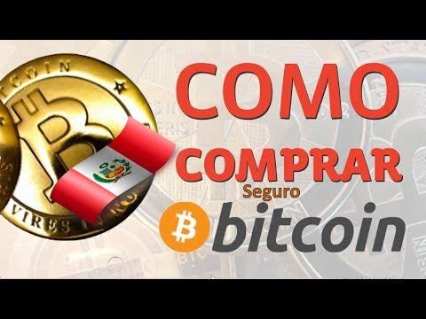 Como comprar bitcoin seguro en Perú - Localbitcoin en vivo paso a paso