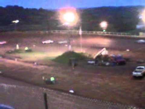 JR Gibson- I-77 Raceway Park